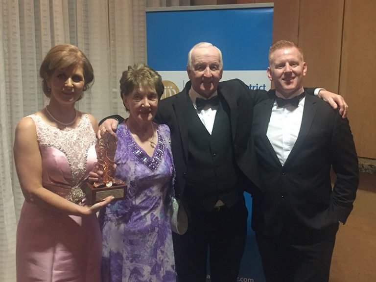 Drogheda and District Chamber of Commerce Business - Professional Service Excellent Award, 2016